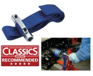 New - Draper 56137  280mm Oil/Fuel Filter Removal Tool/Strap Wrench