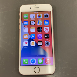 Apple iPhone 7 - 32GB - Rose Gold (Unlocked) (Read Description) AD1034