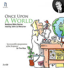 Audio book - Once Upon A World by Robert Duncan   -  CD