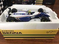1:18 Minichamps Williams FW16 1994 Brazil GP Ayrton Senna Pole Position