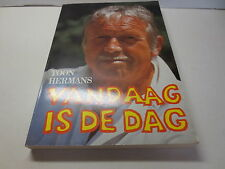 Vandaag is De Dag by Toon Hermans vintage 1984 cartoon book paperback