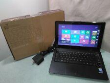 "ASUS X200CA 11.6"" Touchscreen Laptop Intel 500GB 4GB RAM HDD Windows 8.1"