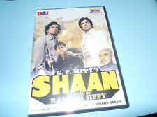 Shaan (Hindi DVD) (1980) (English Subtitles) (LIKE New Original DVD) FREE SHIP