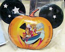 Disney  DLRP Halloween Donald and Goofy as Captain Hook and Mr. Smee LE Pin