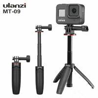 For GoPro-Hero 8 7 6 5 Ulanzi MT-09 Mini Extendable Desktop Tripod Bracket W5W5