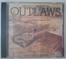 The Outlaws  Greatest Hits Of The Outlaws - High Tides Forever CD USA