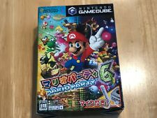 Marioparty 6 Microphone Set Nintendo Game Cube GC from JAPAN F/S