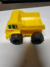 1994 McDonalds Happy Meal Tonka Dump Truck Toddler Toy 102