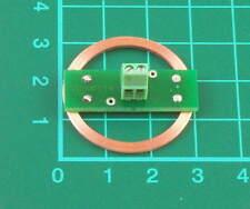 Bobine / Antenne / Antenna 125Khz rfid rftag 30 mm con Morsetti