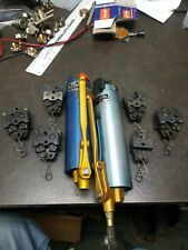 2 X )  ETC AT-200 Pneumatic CRIMPERS -  with 7 heads