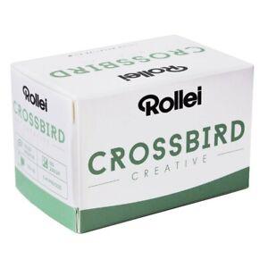 NEW RARE Rollei Crossbird Creative 200 Color Slide/Print 35mm Film
