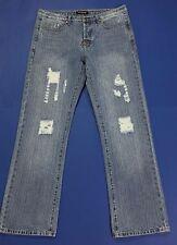 Just boy jeans uomo w38 tg 52 straight strappi dritti gamba dritta usati T2020