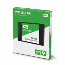 WD SSD 240GB Green Western Digital Internal Solid State Drive HDD Laptop 2.5''