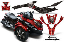 AMR Racing Can Am BRP RS Spyder Graphic Kit Wrap Roadster Sticker Decal BONES R