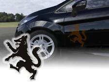 Pegatinas auto lobo emblema caracteres sticker 45cm Decals JDM OEM autotatoo