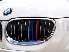 ABS BMW 5er E60 E61 Grillabdeckung Streifen M Kühlergrill Performance Niere