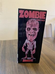 NIB LUCIO FULCI Zombie BOBBLE HEAD Statue LTD ED 886/1000 Don Howard