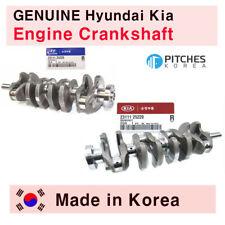 GENUINE Hyundai Kia Engine Crankshaft Fits SONATA SANTAFE TUCSON  23111-25220