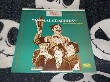 Animal Crackers Laserdisc LD Marx Brothers Groucho Chico Harpo Free Ship $30