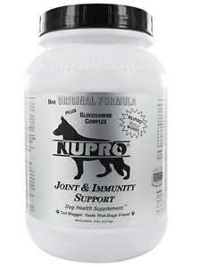NUPRO Joint Immunity Support Dog Health Supplement 5 lbs - USA FREE SHIPPING!