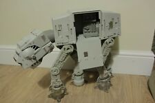 STAR WARS 2006 ENDOR AT-AT SAGA COLLECTION HASBRO WORKING SOUNDS 90% complete