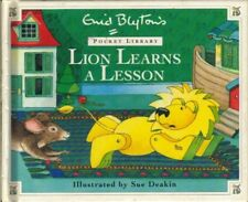 Lion Learns a Lesson (Blyton pocket library), Blyton, Enid (adapted from), Used;