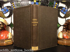 1858 Austronesian Holy BIBLE Malaysia Indonesia South Pacific Surat Brasih