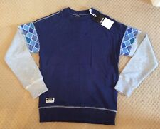 BNWT Cuckoos Nest BORO DROP Mens Sweat Size Medium RRP £55