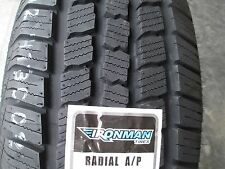 2 New LT 225/75R16 Ironman Radial A/P Tires 75 16 R16 2257516 75R 10 Ply E OWL