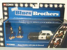 Corgi CC06001 Blues Brothers 2002 DODGE MONACO + FIGURES 1/43 NEUVE EN BOITE