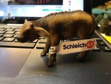 RARE Retired Schleich 14641 Africa Buffalo calf Animal PVC Figurine Figure