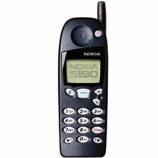 USED VINTAGE NOKIA 5190 UNLOCKED FIDO ROGERS CHATR RARE CELL PHONE CELLULAR GSM