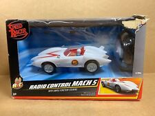 Speed Racer Hot Wheels Rc Radio Control Mach 5 27Mhz - See Description