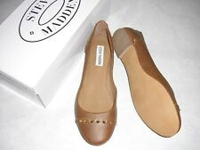 New Steve Madden Brwon Lady Shoes - 8.5