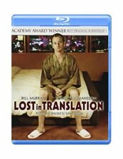 Lost in Translation [Blu-ray] Dvd, Scarlett Johansson, Bill Murray, Sofia Coppol