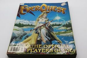 Everquest Manuals Player's Guides Maps
