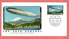 Marshall Islands; 1998 The 20th Century 1920-29  FDC