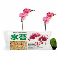 12L Garden Supply Sphagnum Moss Bryophyte Phalaenopsis Orchid Fertilizer So M0W4