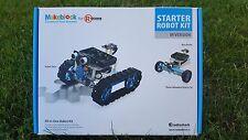Makeblock Starter Robot Kit IR Version DIY programable educational toy