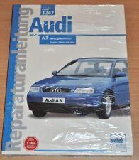 Audi A3 8L Diesel 1995 - 2001 1,9 Liter Motor Bremsen Reparaturanleitung B1247