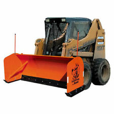 Buyers Products 2603108 Skid-Steer Snow Pusher 8' Wide