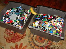 LEGO LOT !!! 26 LBS !!!! ASSORTED PIECES BASE PLATES VARIOUS INSTRUCTION MANUALS