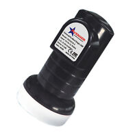 AVENGER KSC 321S-2 0.2dB HD SINGLE UNIVERSAL LNB Linear Ku Satellite LNBF HD FTA