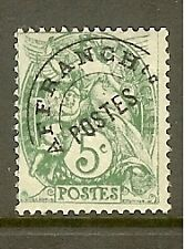 "FRANCE STAMP TIMBRE PREOBLITERE N°41a""TYPE BLANC 5c SURCHARGE A PLAT"" NEUF xx TB"