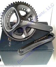 2017 Shimano ULTEGRA 11s 6800 Crankset 172.5 x 52/36 Great for 9000 Mid-Compact