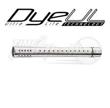 """Dye Ultralite Barrel Tip - 14"""" Dust Clear Silver *Free Shipping* Ul Front"""