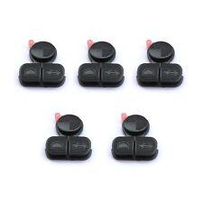 5PCS Wholesale Replacement Remote Key Buttons 3 Button Rubber Pad Fits:BMW 3 5 7