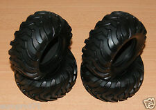 Tamiya Bruiser/Blackfoot/Mountaineer, 9401968/19401968 Tyres/Tires (4 Pcs.) NEW