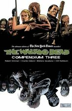 IMAGE COMICS THE WALKING DEAD COMPENDIUM THREE 3 TRADE PAPERBACK TPB MATURE
