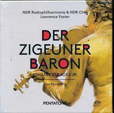 Strauss Der Zigeuner Baron CD NEW NDR Radiophilharmonic